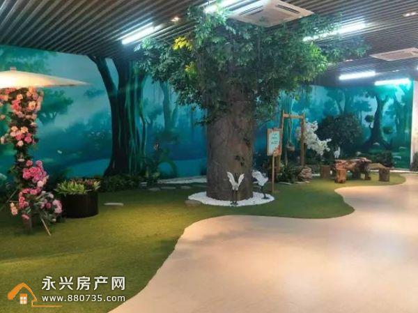 奇幻森林主题亲子主题乐园,创造出特别的氛围,吸引家长和孩子慕名